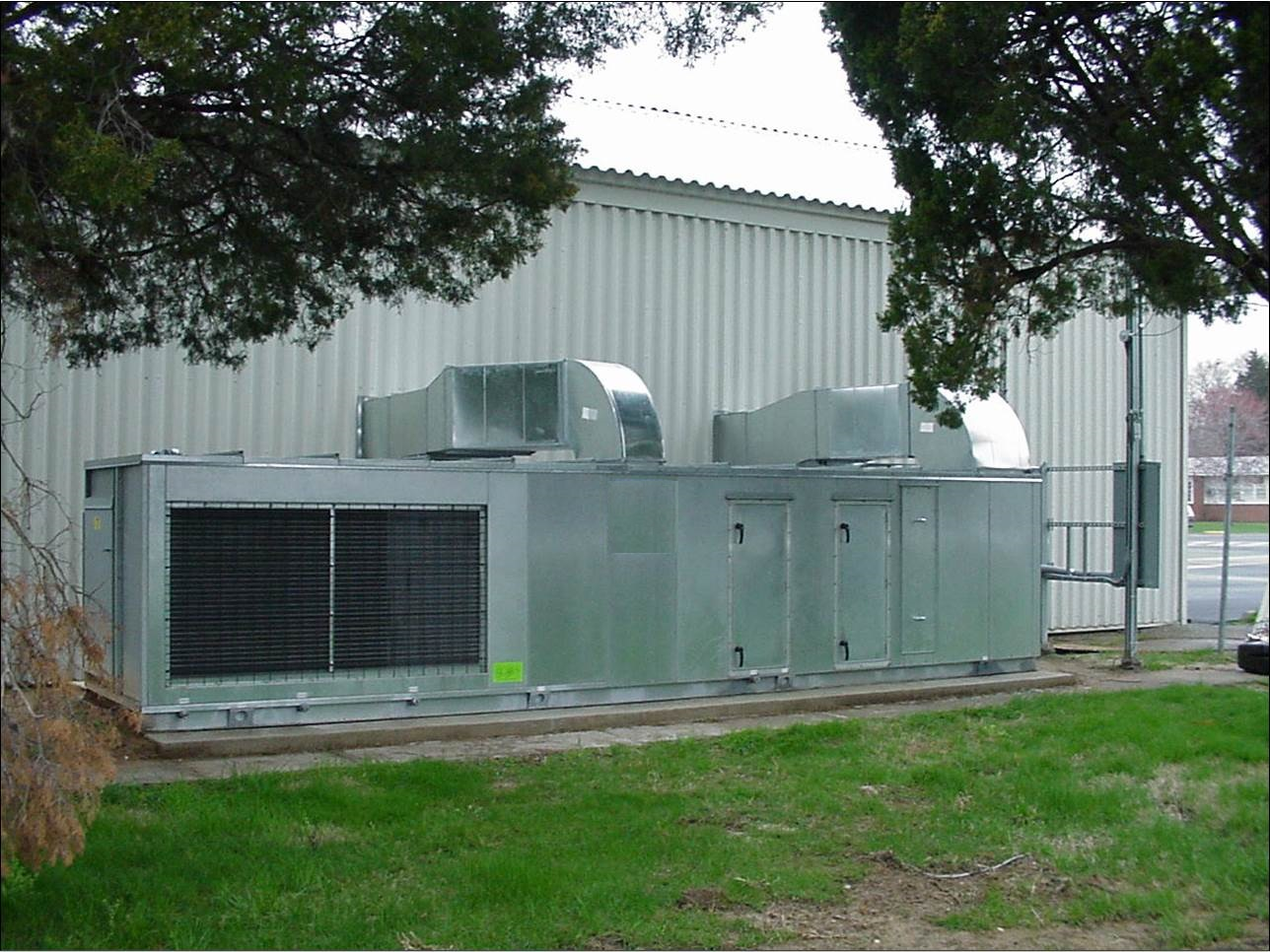 Integrated HVAC and Dehumidifier Solutions