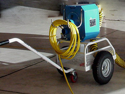 Portable Dehumidification Options for mobility