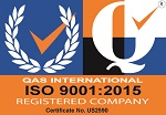 Logis-Tech is ISO 9001:2015 Certified