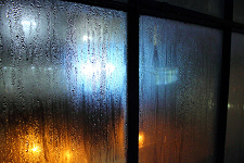 Condensation Destroys Materials