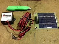 Battery Preservation Systems Solar and Grid Powered